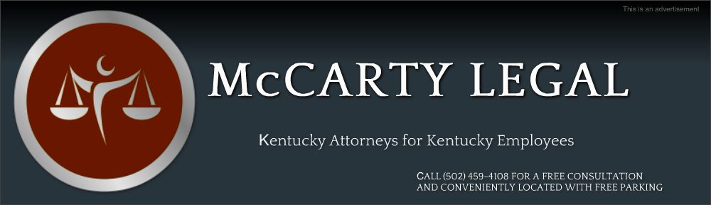 McCarty Legal Employment Lawyer