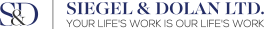 Siegel & Dolan, Ltd. Employment Law Attorney