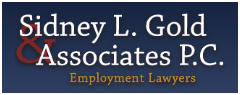 Sidney L. Gold and Associates, P.C. Employment Lawyers